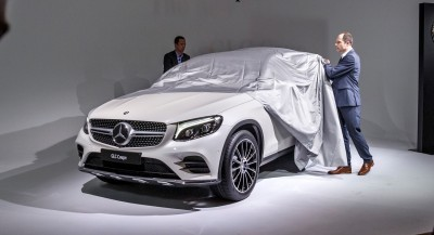 2017 Mercedes-Benz GLC Coupe 21
