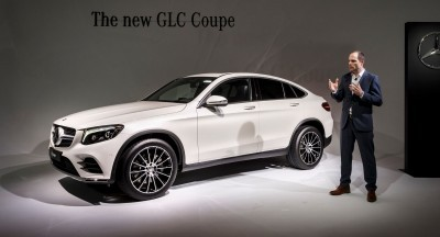 2017 Mercedes-Benz GLC Coupe 22