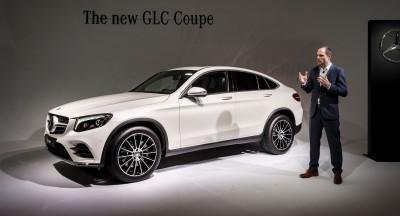 2017 Mercedes-Benz GLC Coupe 22