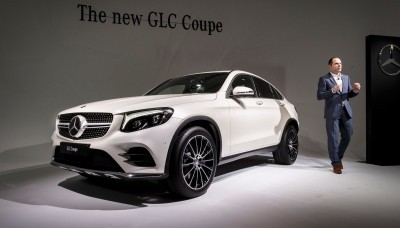 2017 Mercedes-Benz GLC Coupe 23