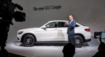 2017 Mercedes-Benz GLC Coupe 24