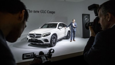 2017 Mercedes-Benz GLC Coupe 25