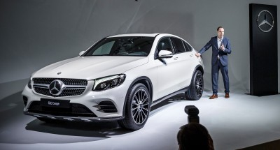 2017 Mercedes-Benz GLC Coupe 26