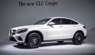2017 Mercedes-Benz GLC Coupe 28