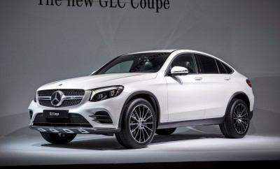 2017 Mercedes-Benz GLC Coupe 29