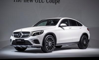 2017 Mercedes-Benz GLC Coupe 29