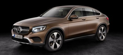 2017 Mercedes-Benz GLC Coupe 3