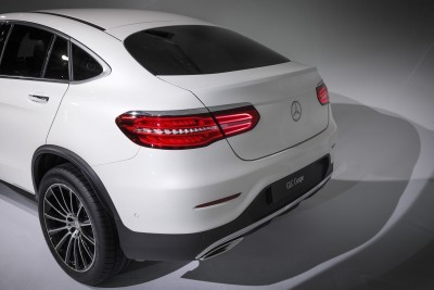 2017 Mercedes-Benz GLC Coupe 30