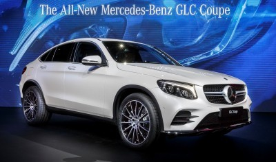 2017 Mercedes-Benz GLC Coupe 39