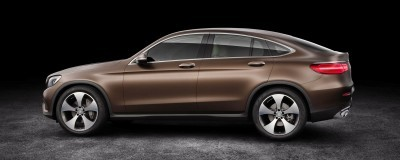 2017 Mercedes-Benz GLC Coupe 4