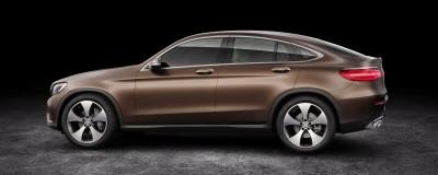 2017 Mercedes-Benz GLC Coupe 4