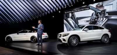 2017 Mercedes-Benz GLC Coupe 41