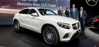 2017 Mercedes-Benz GLC Coupe 45