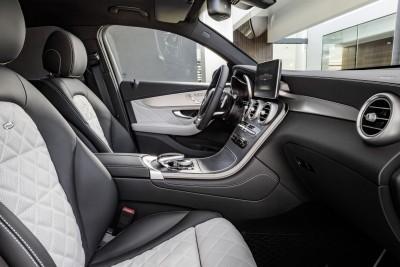 2017 Mercedes-Benz GLC Coupe 6