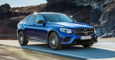 2017 Mercedes-Benz GLC Coupe 7