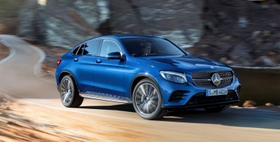 2017 Mercedes-Benz GLC Coupe 9