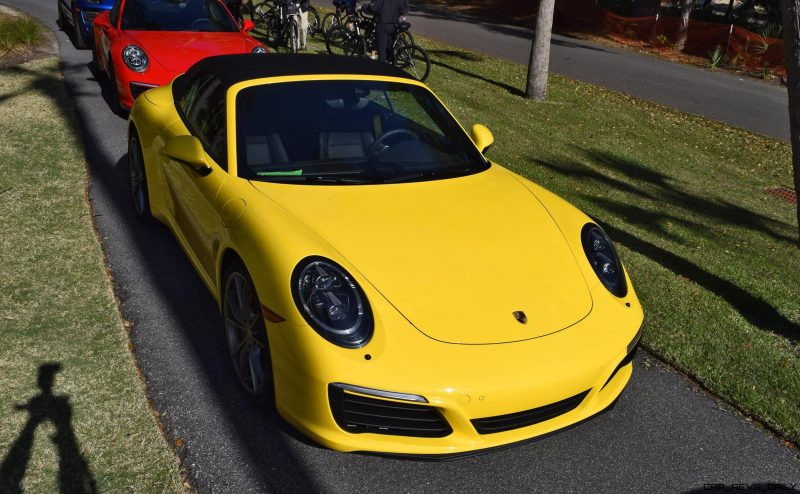 2017 Porsche 911 Carrera S – RACE YELLOW 13