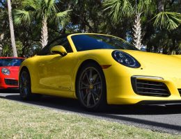 2017 Porsche 911 C2S – RACE YELLOW and GUARDS RED (+First Drive Videos)