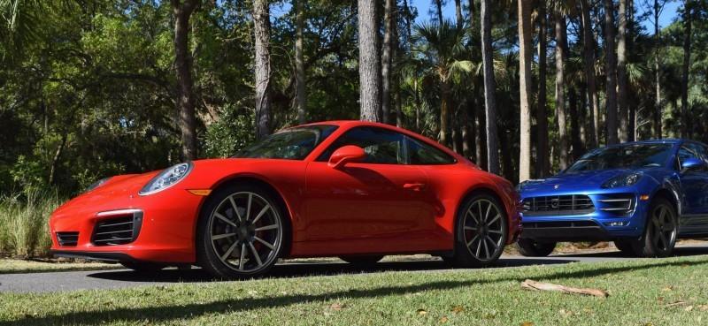 2017 Porsche 911 Guard Red 10