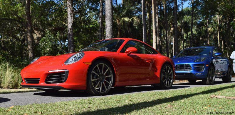 2017 Porsche 911 Guard Red 11