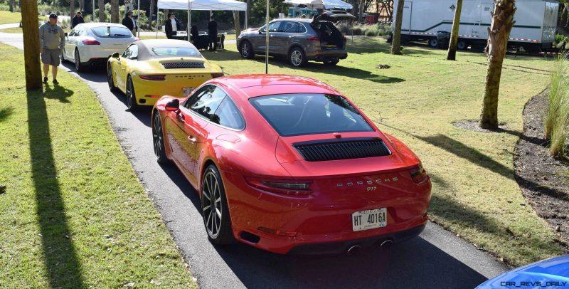 2017 Porsche 911 Guard Red 4