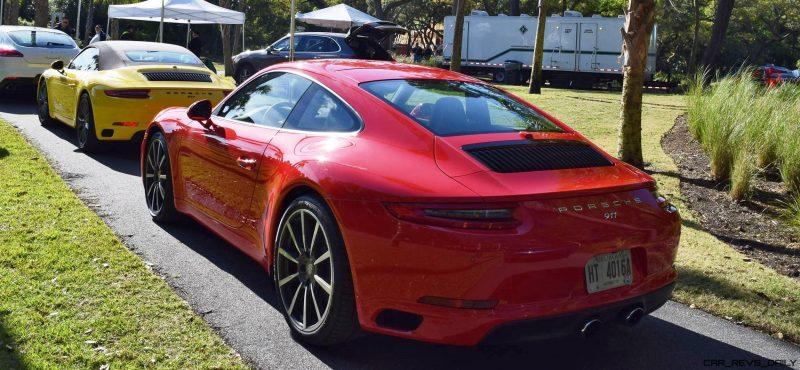 2017 Porsche 911 Guard Red 5