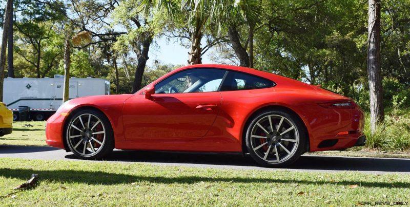 2017 Porsche 911 Guard Red 6