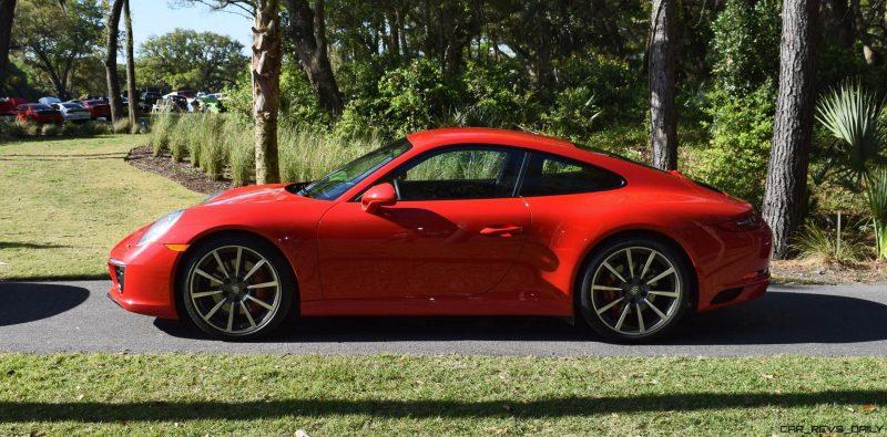 2017 Porsche 911 Guard Red 8