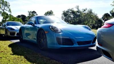 2017 Porsche 911 Miami Blue 11