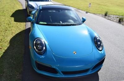 2017 Porsche 911 Miami Blue 13