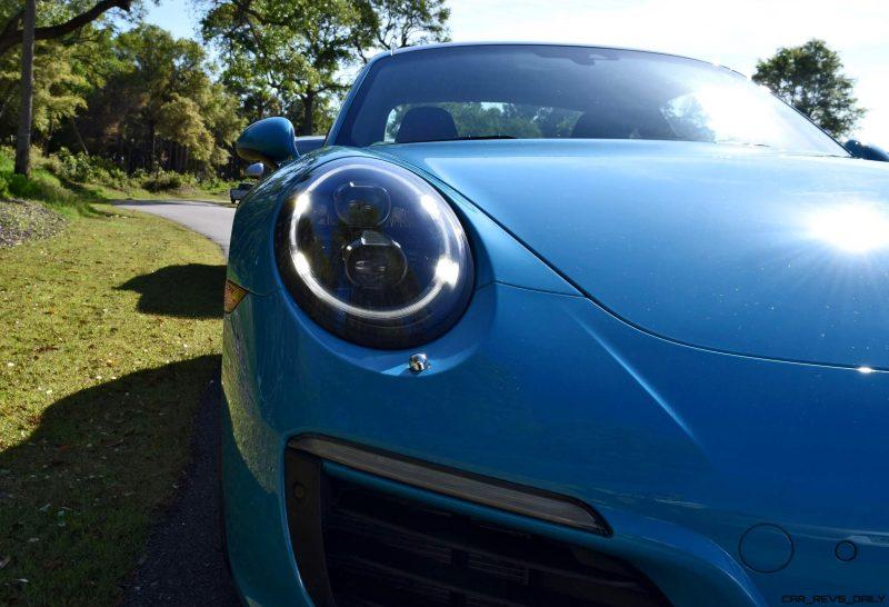 2017 Porsche 911 Miami Blue 14