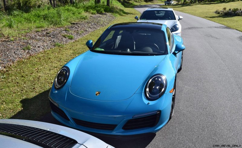 2017 Porsche 911 Miami Blue 17