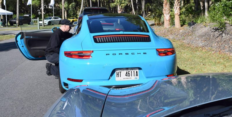 2017 Porsche 911 Miami Blue 18