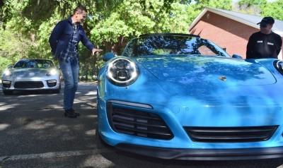 2017 Porsche 911 Miami Blue 19