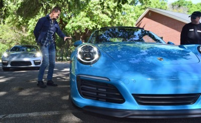 2017 Porsche 911 Miami Blue 20