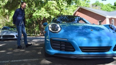 2017 Porsche 911 Miami Blue 21