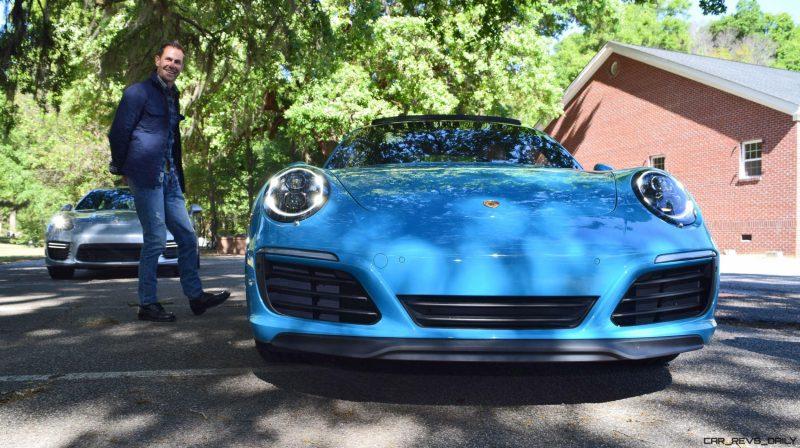 2017 Porsche 911 Miami Blue 23