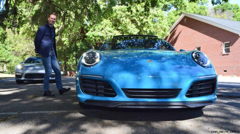 2017 Porsche 911 Miami Blue 24