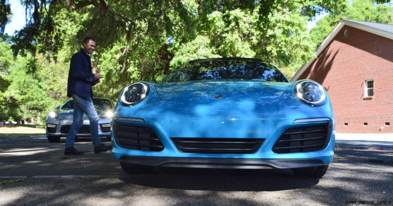 2017 Porsche 911 Miami Blue 26