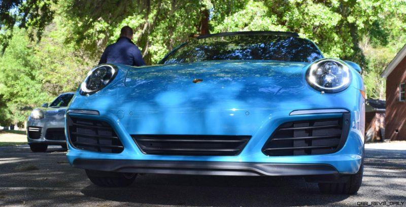 2017 Porsche 911 Miami Blue 27