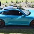 2017 Porsche 911 Miami Blue 28