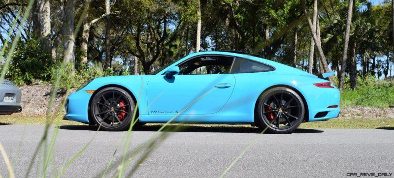 2017 Porsche 911 Miami Blue 31