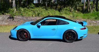 2017 Porsche 911 Miami Blue 33
