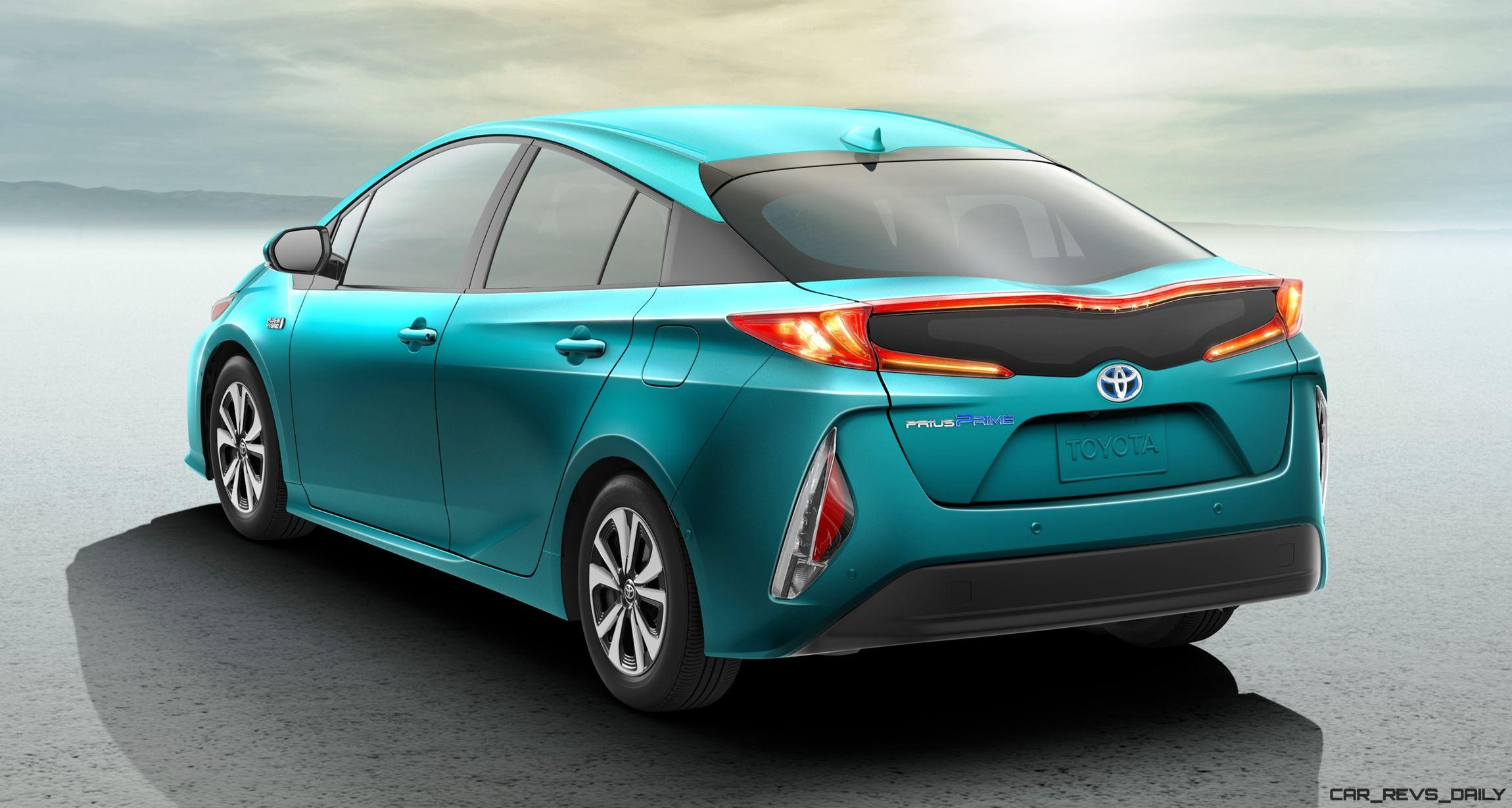 2017 Toyota Prius Prime 17