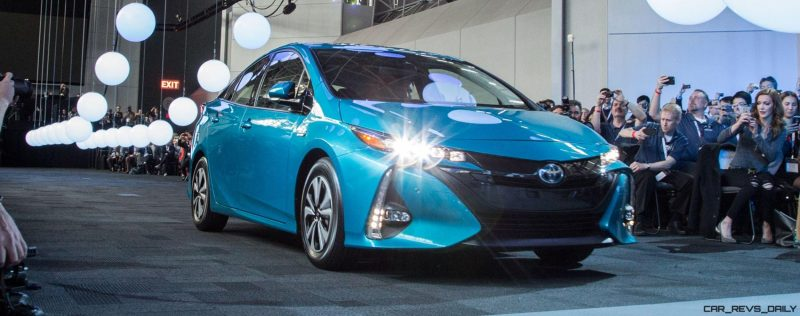 2017 Toyota PRIUS PRIME 2