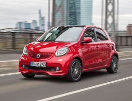 2017 Smart BRABUS Twins Revealed – 20% Power Bump, Quicker Steering and Sport Exhaust