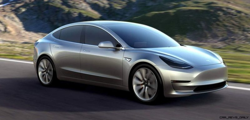 2018 TESLA Model 3 - Design Analysis 1