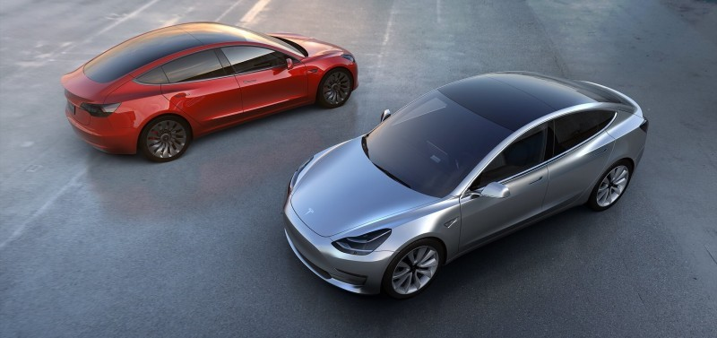 2018 TESLA Model 3 - Design Analysis 2