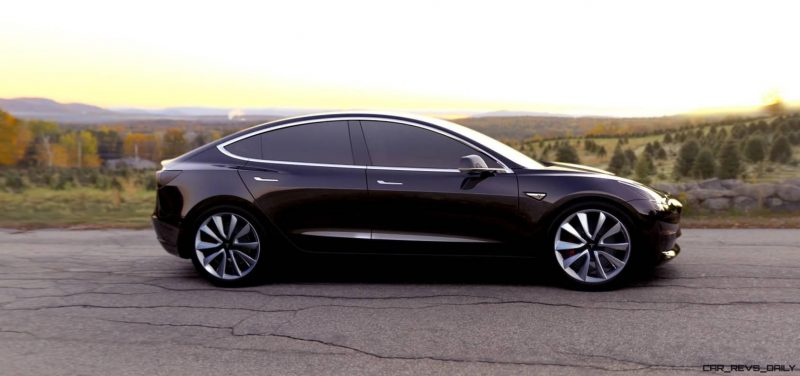 2018 TESLA Model 3 - Design Analysis 6