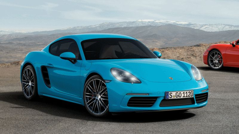 718 cayman s LEDs and miami blue